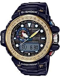 Casio Reloj mundo seis estaciones G-shock – Reloj de Radio correspondiente solar GULFMASTER gwn