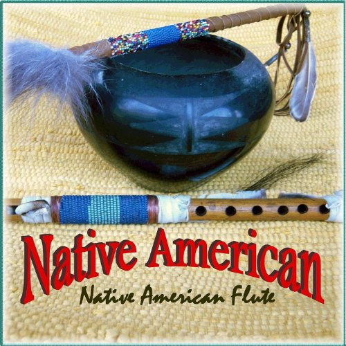 Feathers & Drums (Native American Drums & Eagle Bone Whistle) (Eagle Native)