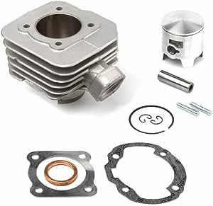 Cylindre aluminium chemise piston segments AIRSAL