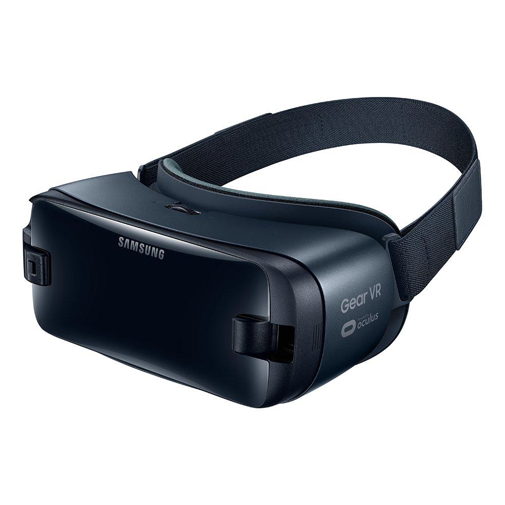 Samsung- Casque Gear VR avec contrôleur R325- Anthracite – Version Française