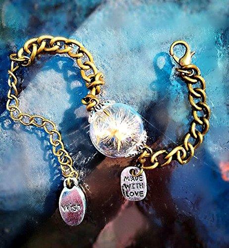 dandelion-fatto-con-amore-bracciale-in-oro-dellannata-real-dandelion-seed-e-secca-braccialetto-monil
