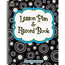 Lesson Plan & Record Book