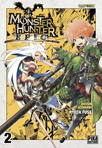 Monster Hunter Epic Vol.2