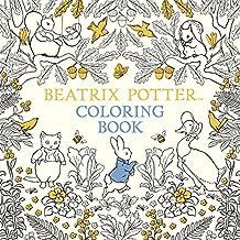 The Beatrix Potter Coloring Book (Peter Rabbit)