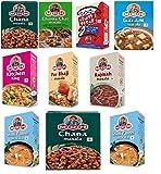 #4: MDH Masala Combo of 10 Box Masala, 100 Grm Each