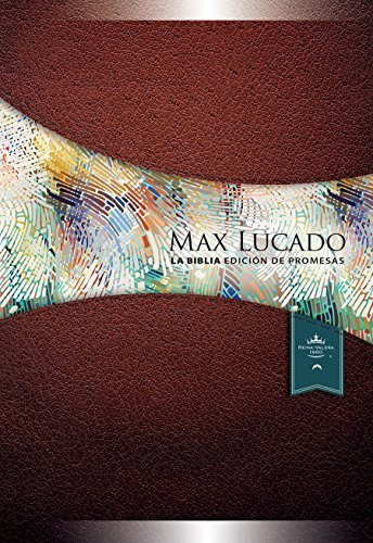 Biblia de Promesas Max Lucado / tapa dura // Max Lucado Promise Bible / Hardcover (Spanish Edition) by Reina Valera 1960 (2015-02-09)