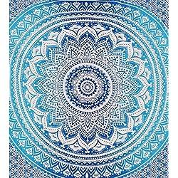 Tapiz Hippie de Mandala Bohemio
