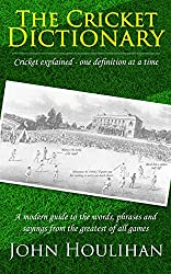 The Cricket Dictionary