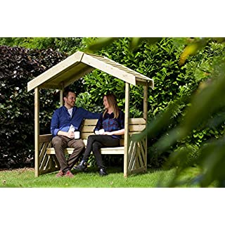 Anchor Fast Exmouth Roofed Arbour - !!! SALE !!! SALE !!!