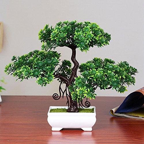 Dssttyle Künstlicher Bonsai, Kiefer-Bonsai, Dekoration