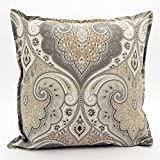 TTO New Printed Cushion Covers Availbale in Paisley Multi-Print High Quality Soft & Durable