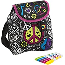 Cra-Z-Art Shimmer N Sparkle - Juego de diseño, mochila para