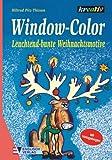 Window-Color, Leuchtend-bunte Weihnachtsmotive bei Amazon kaufen