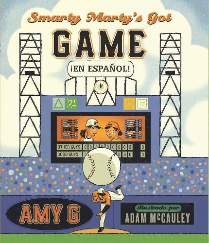Smarty Marty's Got Game En Espanol por Amy Gutierrez