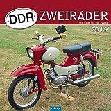 Technikkalender DDR-Zweiräder 2019 Fahrzeugkalender Ostalgiekalender: Mit Texten von Udo Paulitz.