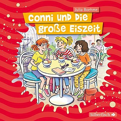 Conni und die große Eiszeit (Julia Boehme) Universal 2013 / Silberfisch 2017