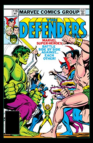 Defenders (1972-1986) #119 (English Edition) 119 Terry