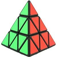 J. causd Cube Pyramid Cube Cube Magique Speed cubing pour enfants et adultes