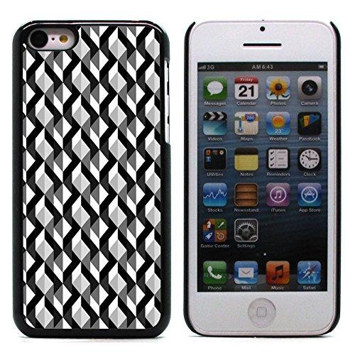 Graphic4You ALCHEMY Muster Harte Hülle Case Tasche Schutzhülle für Apple iPhone 5C Design #13