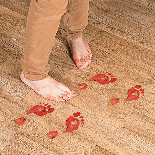 prints Floor Clings by Halloween Party Supplies ()