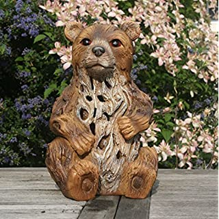 Garden Animals Collection baxtor, Solar-Gartenornament/Statue