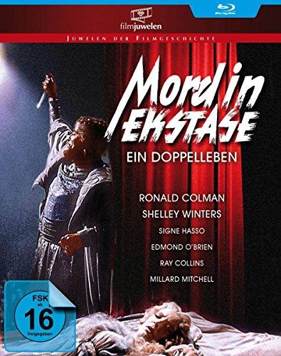 Mord in Ekstase - Ein Doppelleben (Filmjuwelen) [Blu-ray]