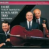 Piano Trio Op.120, Piano Quartet No.1 Op.15