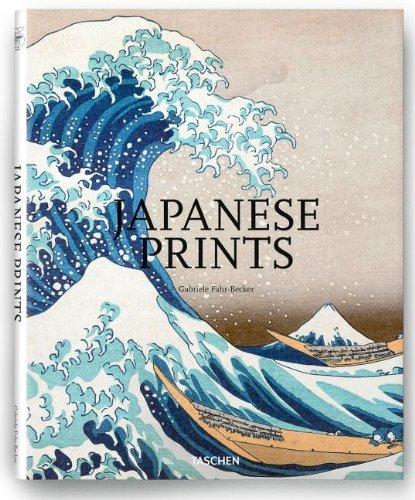 Japanese Prints (Taschen 25th Anniversary) por Gabriele Fahr-Becker