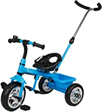 R for Rabbit Tiny Toes Grand - The Smart Plug and Play Baby Tricycle for Kids/Baby(Blue)