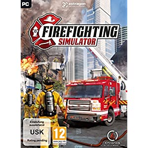 Firefighting-Simulator, Standard, [Windows 8]