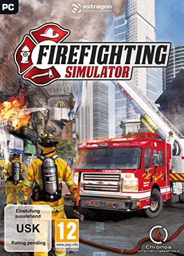 Firefighting-Simulator, Standard, [Windows 8]