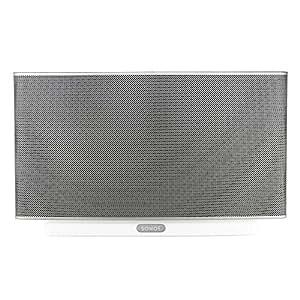 Sonos Play:5 Smart Speaker Generation 1 (wireless, kabellose Steuerung, steuerbar mit Android, iOS, Kindle) weiß