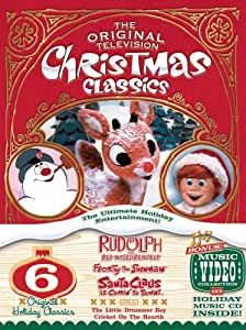 Ultimate Dvd Christmas Pack [2006] [Region 1] [US Import] [NTSC]