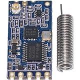 EBYTE E07-M1101S CC1101 433 MHz Wireless Transceiver RF-Modul 10 mW SPI RF Sender und Empf/änger 433 MHz Stamp Loch CC1101