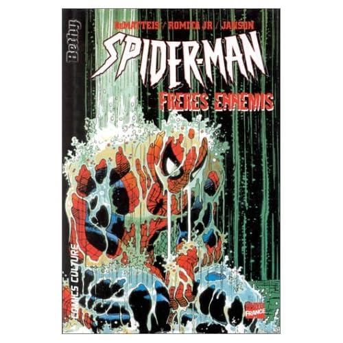 Spider-man, tome 4 : Frères ennemis