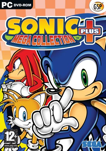 Image of Sonic Mega Collection (PC DVD)