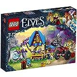 LEGO - 41182 - Elves - Jeu de Construction - La Capture de Sophie Jones