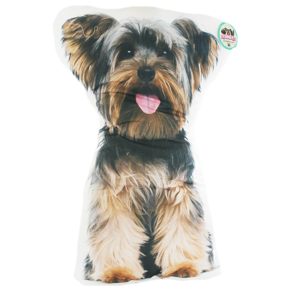 PMS 62CM DOG CUSHION YORKSHIRE TERRIER