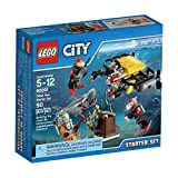 LEGO City Deep Sea Explorers 60091 Starter Building Kit