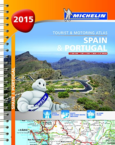 Spain & Portugal Atlas 2015