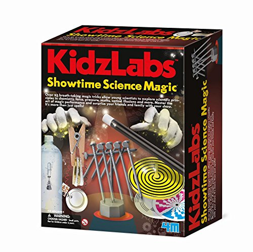 4M Kidz Labs/Showtime Science Magic