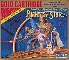 PHANTASY STAR SEGA MARK III