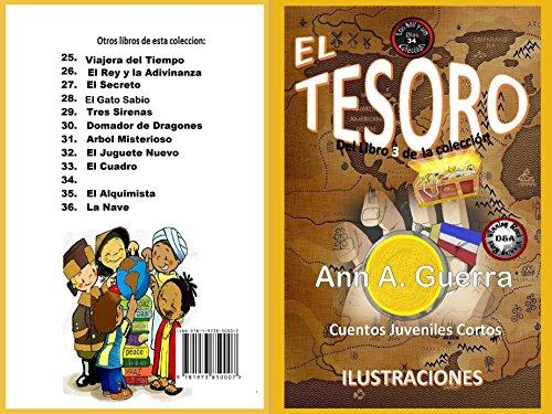El Tesoro (Los MIL y un DIAS: Cuentos Juveniles Cortos: Libro 3 nº ...