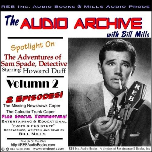 A Sam Spade Audio Double-Feature Starring Howard Duff, Volume 2 (Sam Spade Filme)