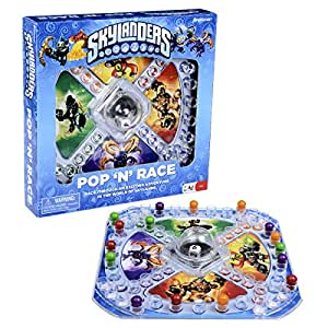 Skylanders Pop N Race Game