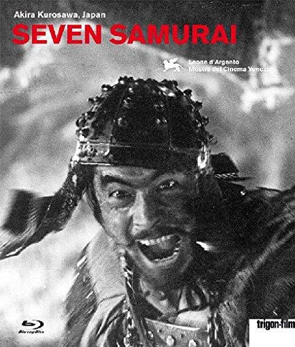 Bild von Die sieben Samurai - Seven Samurai (OmU) [Blu-ray]
