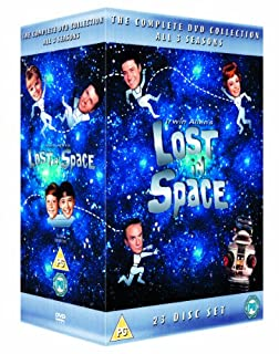 Lost In Space - Complete Collection [DVD] [1965] (B000AAF9QK) | Amazon price tracker / tracking, Amazon price history charts, Amazon price watches, Amazon price drop alerts