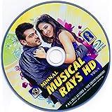 Minnal Musical Rays HD Tamil Songs Blu Ray Vol -1
