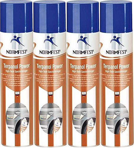 Special cleaner of AUPROTEC Normfest with terpanol. Power Spray 400 ml