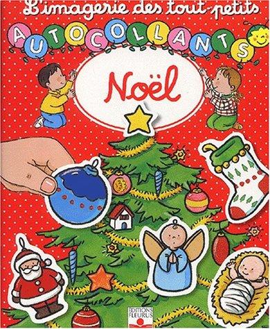Autocollants des tout-petits: Noël par Belineau